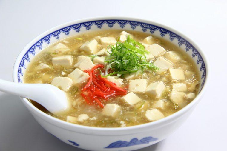 『しお麻婆麺』 830円