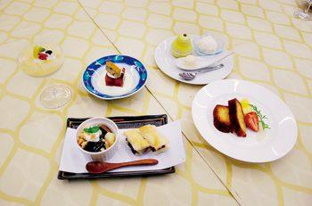 【田上町】湯田上温泉の旅館で食べられるオリジナルスイーツ
