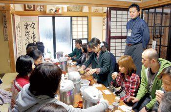 【村上市】村上茶の美味しい淹れ方などが学べる講座を開講!
