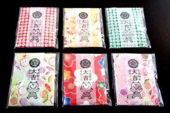 柏崎・御嶽山神社で「えちゴン」のおみくじと絵馬が頒布されます!