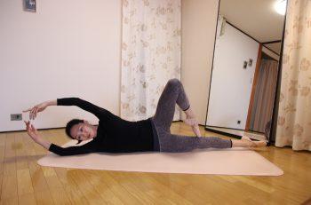 「フロア・バーテクニック」は無理なく体幹を鍛える今注目のバレエエクササイズ|新潟市中央区弁天3