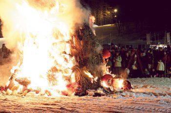【妙高市】冬の一大イベント「ダイナマイトカーニバル」開催