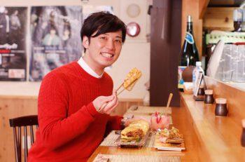 TeNY 岡田 康さんのおすすめは和BISTRO HAKU. の『極上本鮪ウニ巻き』