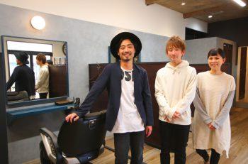 ライフスタイルに合わせた提案をしてくれるメンズ理容室|新潟市東区牡丹山