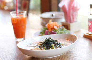 豊栄野菜たっぷり。平日限定のお手頃ランチに注目|新潟市北区葛塚