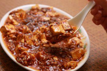 創業者は本場中国出身。村上きっての老舗中華料理店
