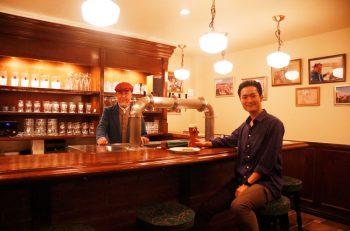 古町の路地裏でドイツビールを堪能!――【古町通信 第8回・古町×Noism/Bier Bar Ferkel】