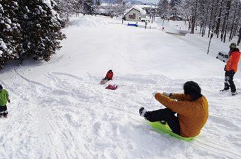【妙高市】豪雪地域で雪遊びを楽しもう!