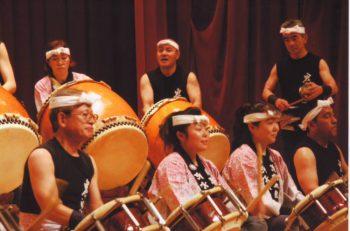 妙高に春の訪れを告げる和太鼓の祭典。妙高スイーツが当たる抽選会も!
