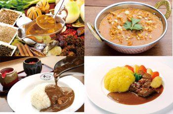 今年の「食の陣・当日座」は開港5都市の人気カレーが大集結!