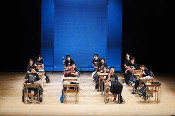 高校演劇と市民演劇。江南区で演劇漬けの一日を