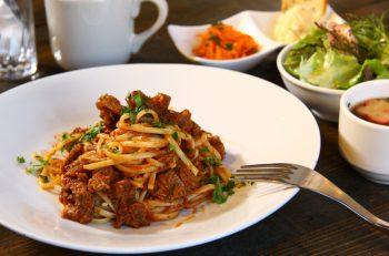 牛スネ肉のパスタも!? 厳選食材使用の週替わりパスタランチ |新潟市中央区