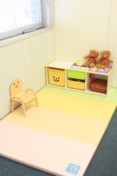 新潟・燕三条では、お子様連れでも安心のキッズスペース併用の相談室