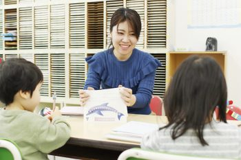 ママさんが大活躍のくもんの先生を募集中!新潟市&新発田市で説明会を開催します