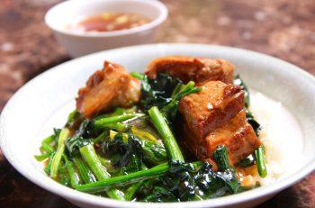 とろとろトロける豚の角煮に感激|長岡市