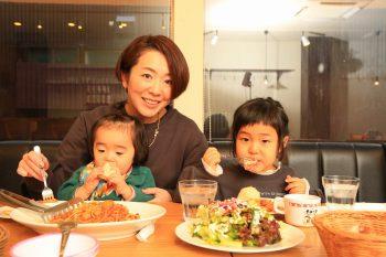 【ママとキッズのおでかけタウン・新発田】藤屋食堂~パトラン