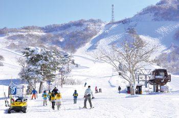 【関川村】わかぶな高原スキー場で注目のサンクスキャンペーン開催!