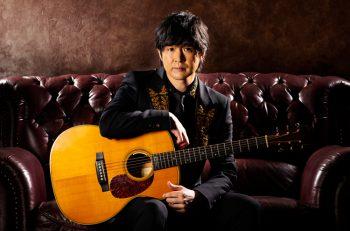 レミオロメン時代の曲をセルフカバーしたアルバムをリリースする藤巻亮太。弾き語りツアーに突入!