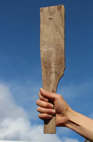 戦国時代の羽子板