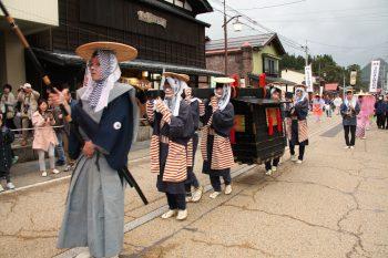 【阿賀町】一緒に盛り上げよう! 「狐の嫁入り行列」の行列参加者募集