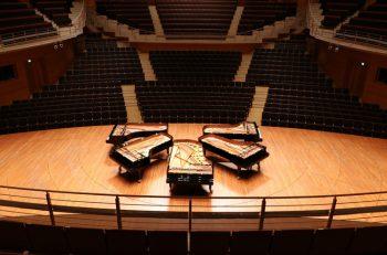 5名のピアニストによる「5台ピアノ」の協演! りゅーとぴあ