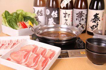 秘伝の塩ダシで食べるしゃぶしゃぶ鍋の名店が新潟初登場|新潟市中央区古町7