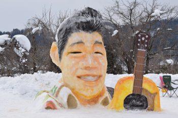 力作揃いの『雪像づくりコンテスト』は必見!|長岡市越路地区