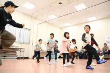 現役ダンサーが先生! ストリートダンスのキッズレッスンがDeKKY401で開講中!