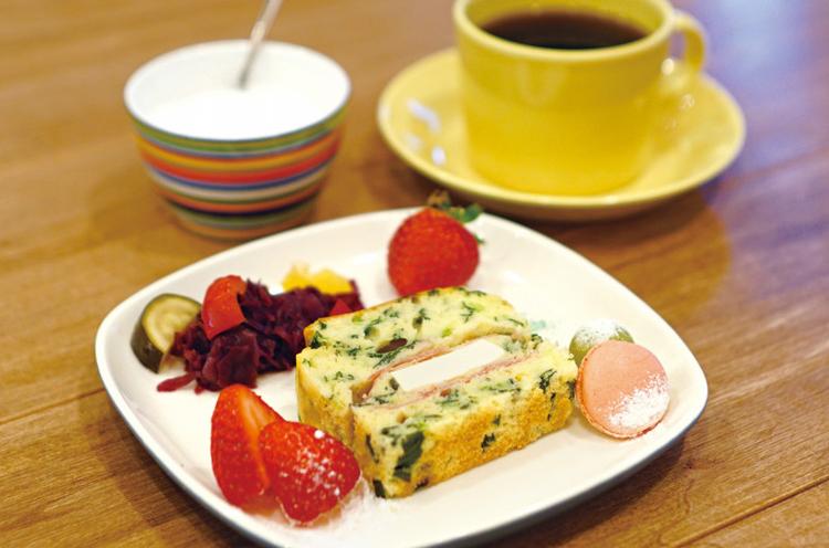 Galette café(ガレットカフェ)
