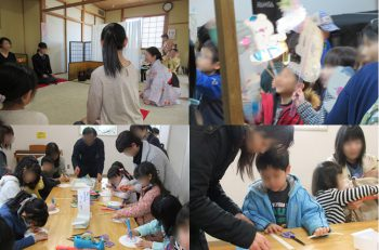 ひな祭り親子茶会、影絵人形劇、ビンゴ大会など親子で楽しめるイベント満載|新潟市東区