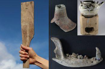 展示のほとんどが初公開! 新潟市西蒲区で見つかった土器や石器など1,000点以上を紹介