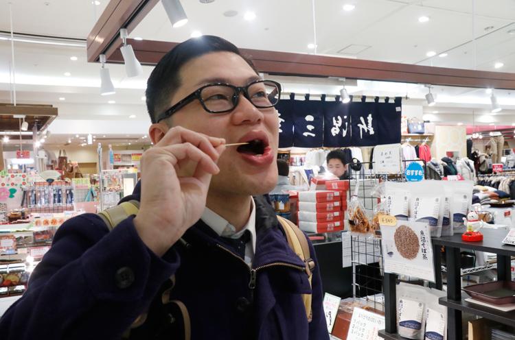 大谷哲也/1986年生まれ。千葉県 我孫子市出身。一発ギャグが得意