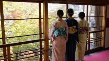 【小千谷市】小千谷の着物を着て、歴史感じる街並みを散策