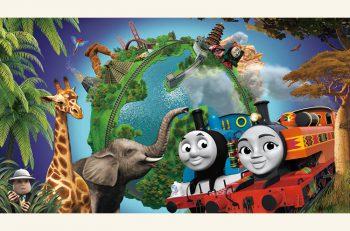 4月5日(金)公開。トーマスと一緒に世界一周の大冒険に出発だ!