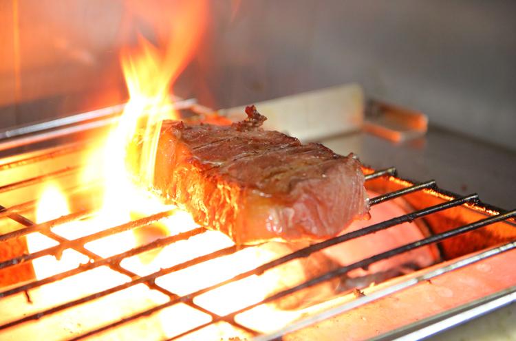 オーストラリア産ステーキ