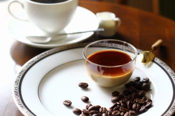 老舗喫茶店の水出しコーヒーを使用した『シャモニープリン』|新潟市中央区