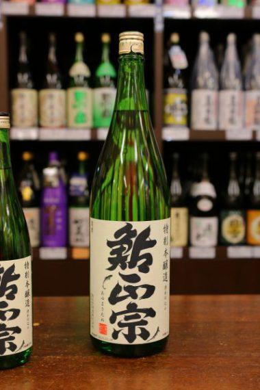 鮎正宗 特別本醸造 1.8L 2,354円