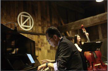 【村上市】国の登録有形文化財に指定された蔵でジャズ演奏