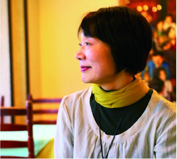 マッチングサポーター:竹田 恵さん ●2017年1月サポーター登録※3月10日現在、98件のお引合せを担当