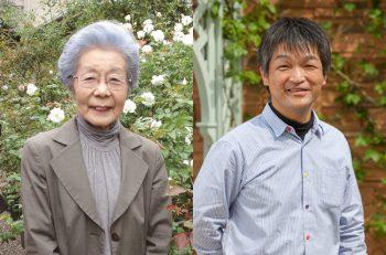 園芸界のカリスマ「高木絢子」×薔薇のソムリエ「小山内健」バラのスペシャリストによるトークショー