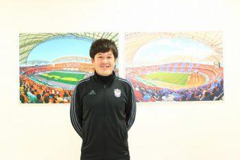選手としても一人の人間としても、新潟の温かさに助けられた アルビレックス新潟U-15監督~内田 潤さん~