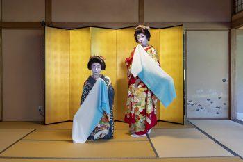 日本遺産認定の旧齋藤家別邸で「新潟古町芸妓の舞」を鑑賞|新潟市中央区