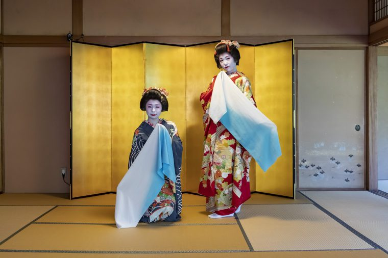 日本遺産認定の旧齋藤家別邸で「新潟古町芸妓の舞」を鑑賞 新潟市中央区