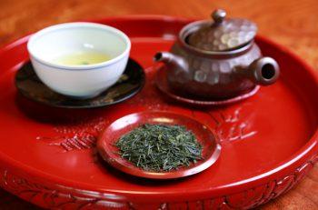 村上藩主に献上された歴史ある煎茶