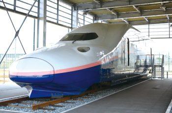 現役車両では初公開! E4系新幹線の運転席を見に行こう|新潟市秋葉区