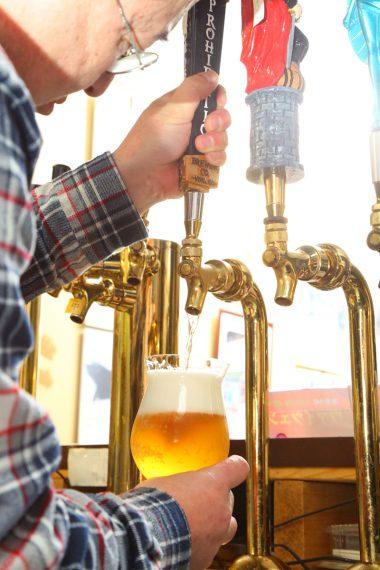 県内外のクラフトビールを一度に楽しめちゃいます!