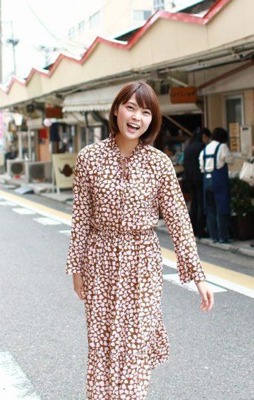 記事中の写真は、先日、新潟市中央区の本町周辺で撮影。やっぱり新潟の風景がよく似合うね!