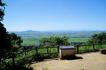 【田上町】新潟平野を一望する護摩堂山頂の景色は抜群!