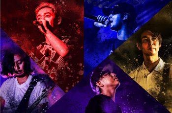 ORANGE RANGE、過去作を主軸にした5回目のツアーが夏に決定!!