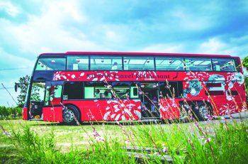 春の新潟を楽しむレストランバスが今年も運行決定!